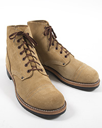 Type III Cap Toe Roughouts