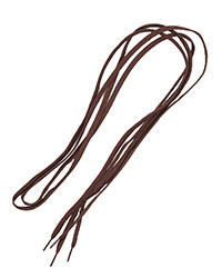 """Cloth Jump Boot Laces, 70"""""""