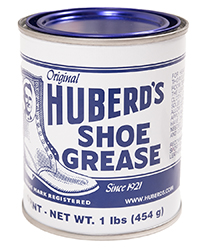 Huberd's Shoe Grease, Pint (1 lbs.) can