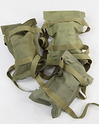 Original Material Parachute First Aid Packet