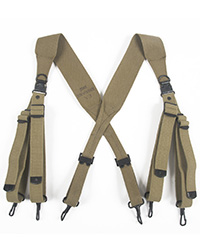 M1936 Suspender, Long, Made in USA