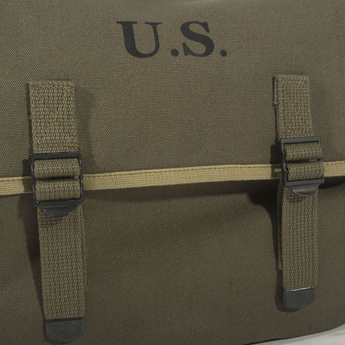 Musette Bag, Transitional, Made in USA