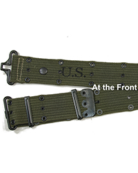 OD No. 7 Pistol Belt