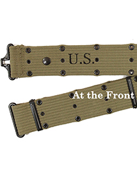 US WWII Pistol Belt