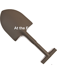 Short T-Handle Shovel, Airborne Version