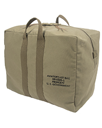 Aviator's Kit Bag, Made in USA