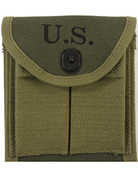 Transitional M1 Carbine Ammunition Pouch
