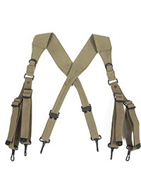 First Pattern M1936 Suspender, Made in USA