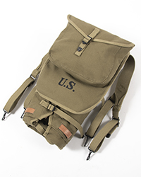 US Haversack, JQMD 1943