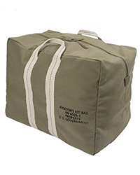 US Kit Bag, w/ Parachute Harness Straps