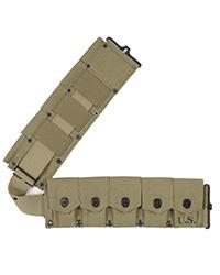 US WWII M1923 Garand Cartridge Belt