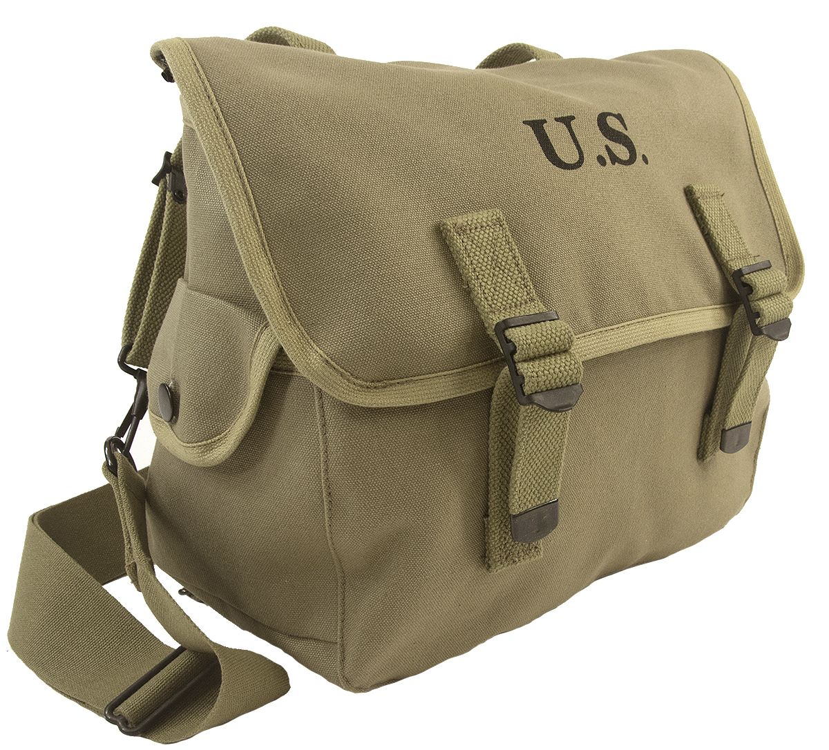 Musette Bag, Made in USA