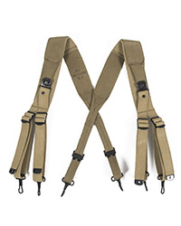 Reinforced M1936 Suspender, Made in USA