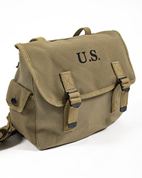 WWII Musette Bag made in USA by ATF