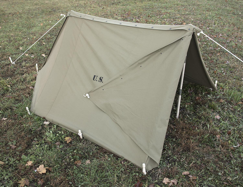 Us Shelter Half 2nd Model