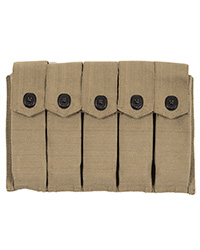 Thompson 5 Cell Mag Pouch, High Quality
