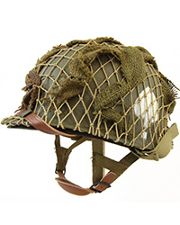 US WWII Paratrooper Helmet, 506th Easy Company