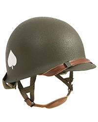 "US WWII ""506th"" M2 Paratrooper Helmet"
