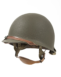 US WWII M2 Paratrooper Helmet