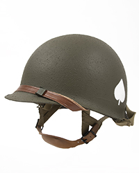 US WWII 506th Paratrooper Helmet