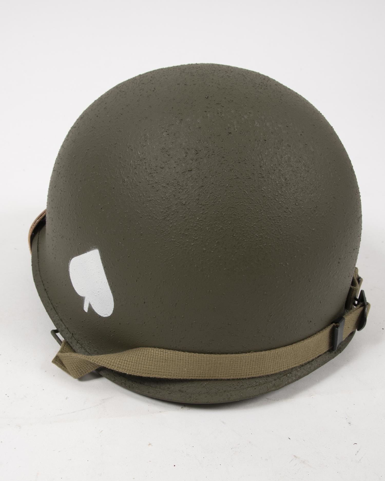 WWII Parts 506th Paratrooper Helmet