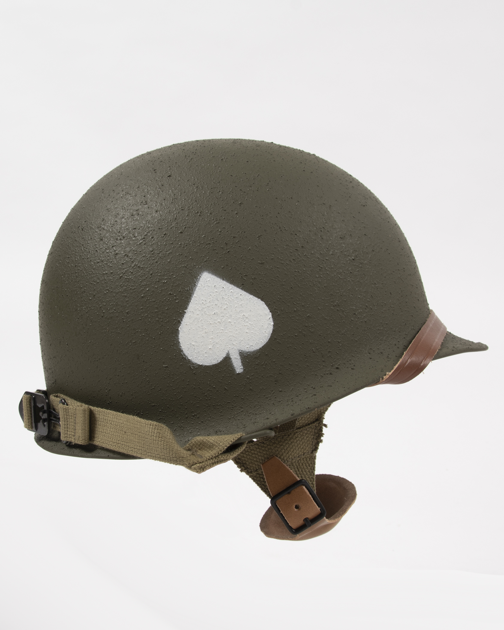 US WWII 506th Paratrooper Helmet, made in USA