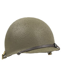 US WWII M1 Helmet