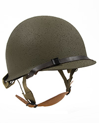 Postwar Parts D-bale Paratrooper Helmet