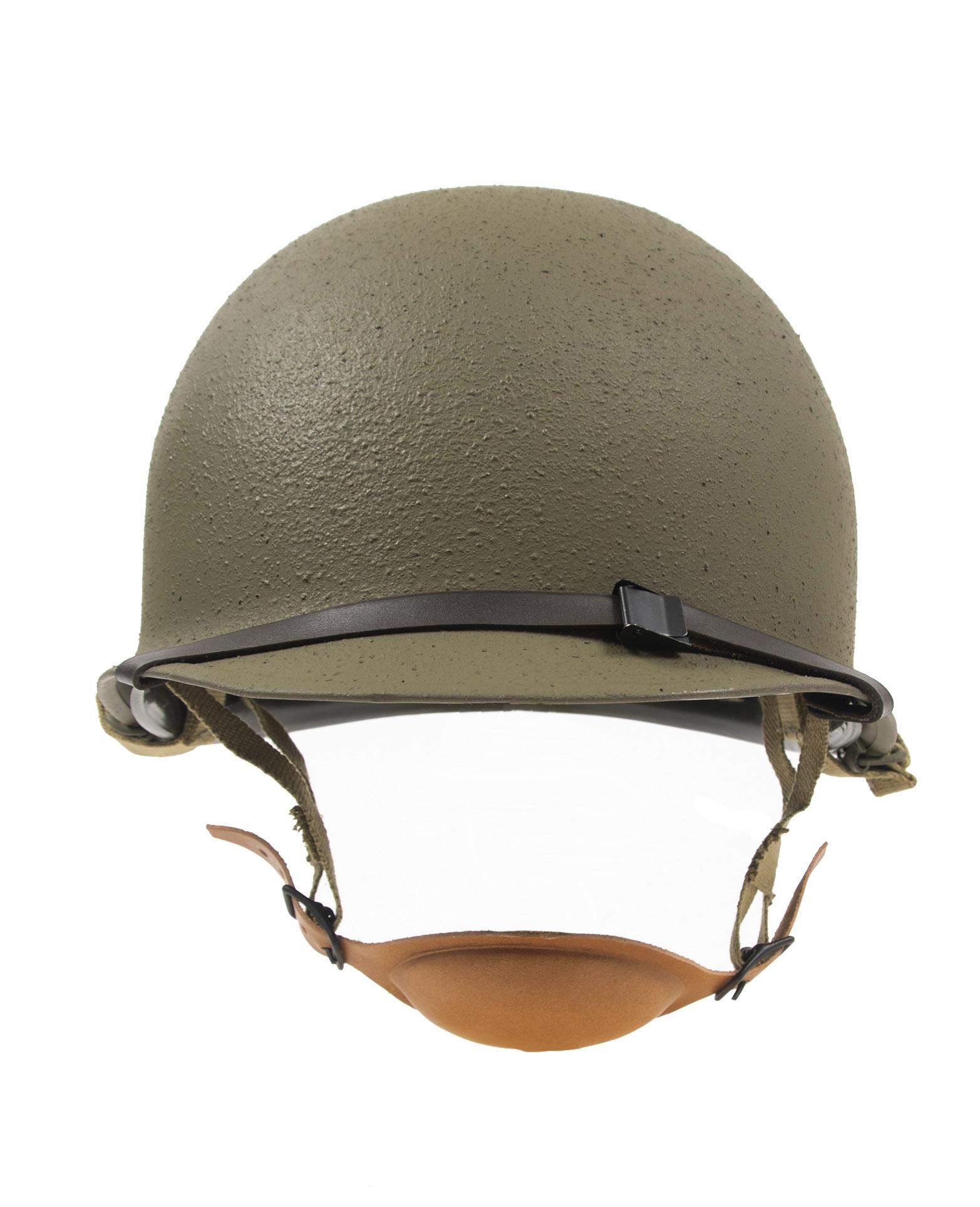 Postwar Parts Paratrooper Helmet
