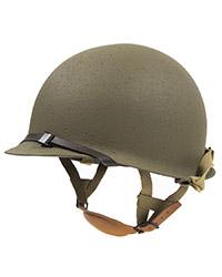US WWII M1C Paratrooper Helmet