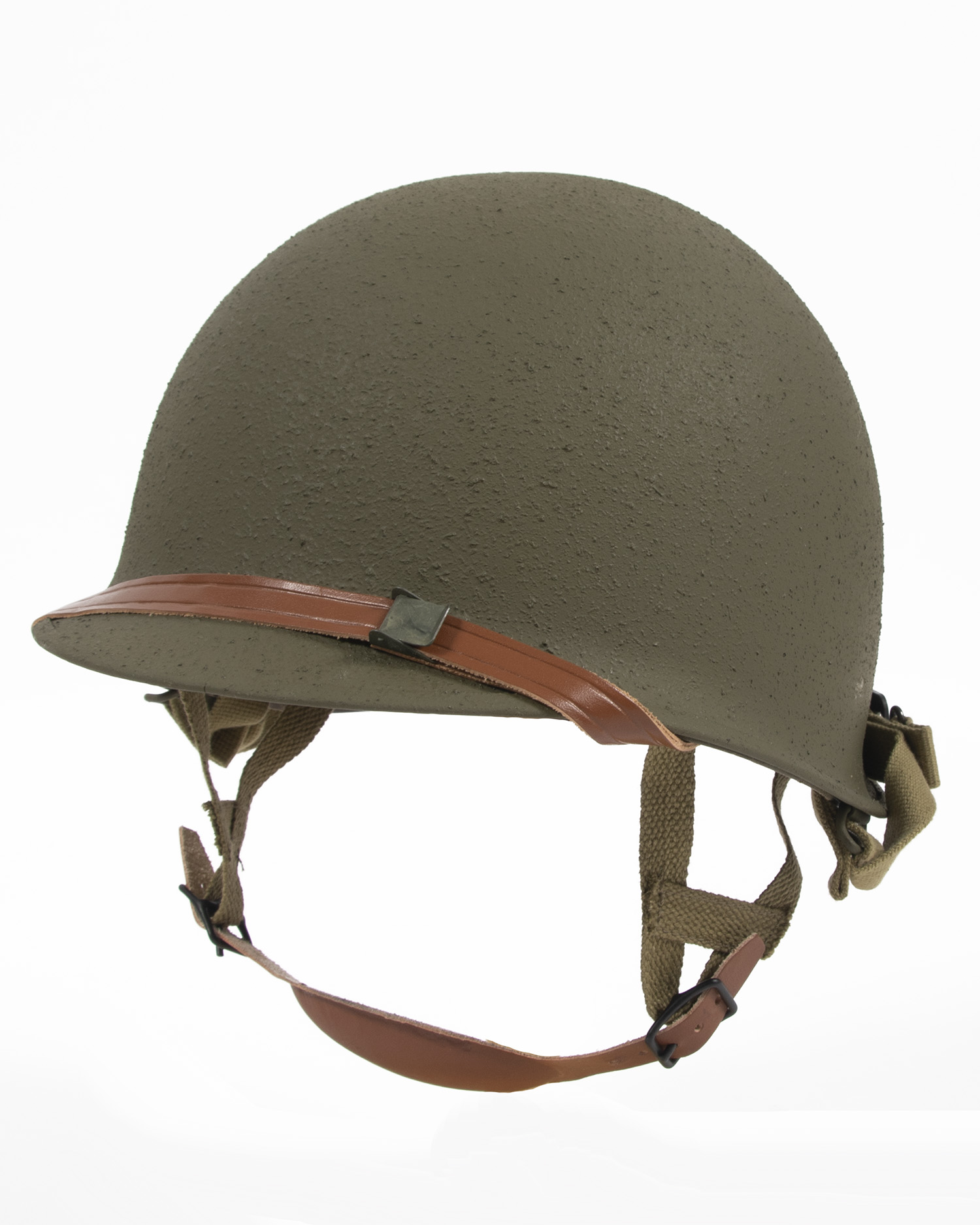 US WWII M1C Paratrooper Helmet, made in USA | ATF