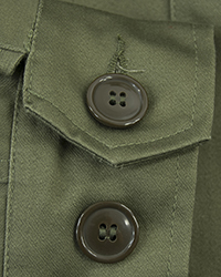 M43 Field Uniform Buttons