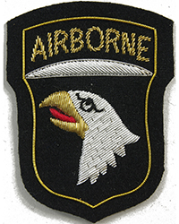 "101st Airborne Division (""theatre-made"" bullion)"