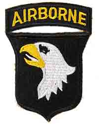 101st Airborne Division (white-tongue)