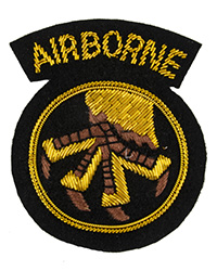 "17th Airborne Division (""theatre-made"" bullion)"