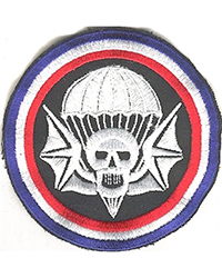 502nd PIR Pocket Patch