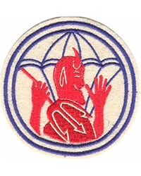 504th PIR Pocket Patch