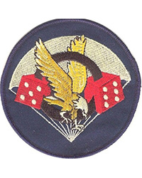506th PIR Pocket Patch