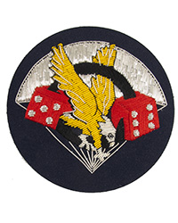 506th PIR (Bullion) Pocket Patch