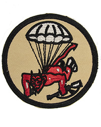 508th PIR Pocket Patch