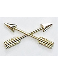 First Special Service Force Army Officer Branch Collar Insignia, Pair