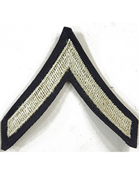 Original PFC Chevrons, Rayon (Pair)