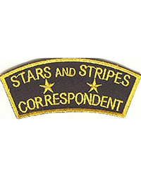Stars & Stripes Newspaper Correspondent