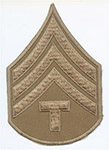 Technician 4th grade (Khaki)