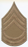 Technical Sergeant (Khaki)