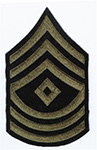 1st Sergeant Wool (Pair)
