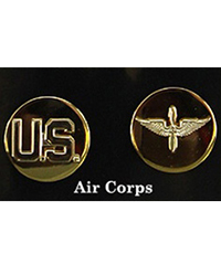 US EM Collar Disc, Air Corps