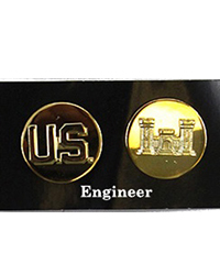 US EM Collar Disc, Engineers