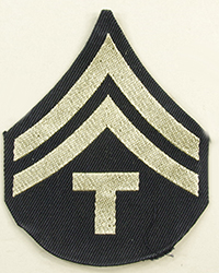 Original Tech-5 Chevrons, Rayon, (Pair)