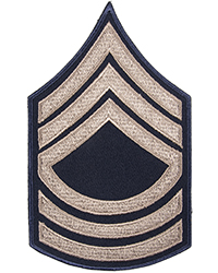 Master Sergeant, Rayon, (Pair)